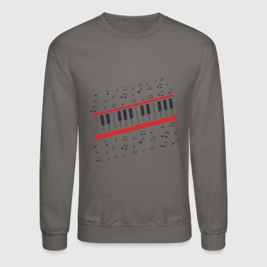 Great Piano Note - Crewneck Sweatshirt