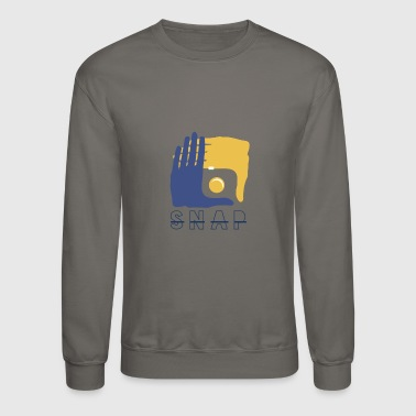 snap - Crewneck Sweatshirt