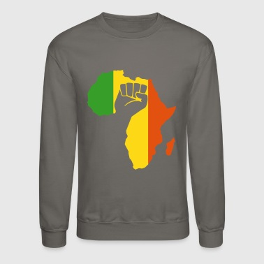 african_black_power - Crewneck Sweatshirt