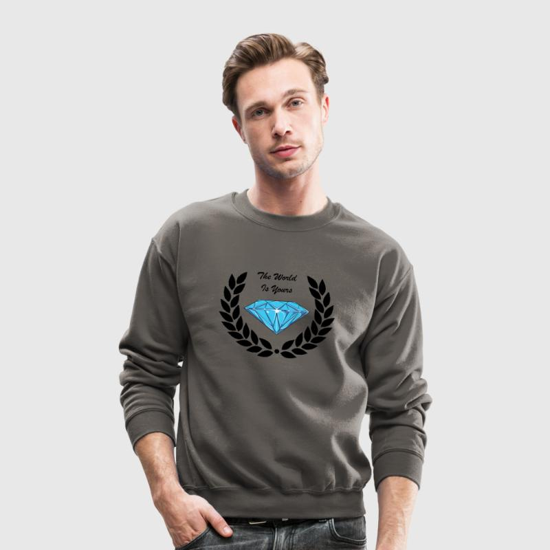 The World Is Yours. - Crewneck Sweatshirt