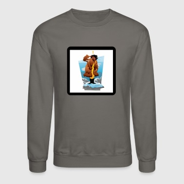 Playa From The Himalayas - Crewneck Sweatshirt
