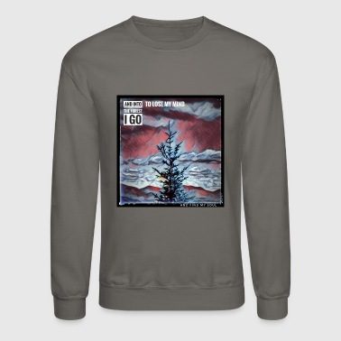Into the forest I go - Crewneck Sweatshirt