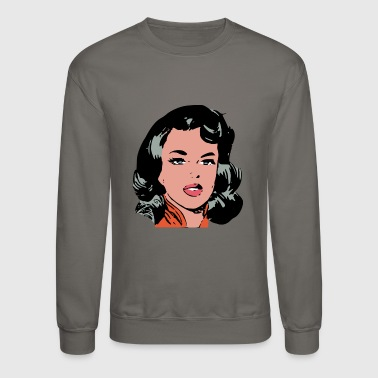 comics - Crewneck Sweatshirt