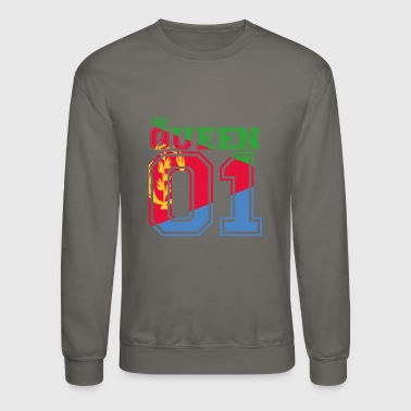 Eritrea partner land queen 01 princess Eritrea - Crewneck Sweatshirt