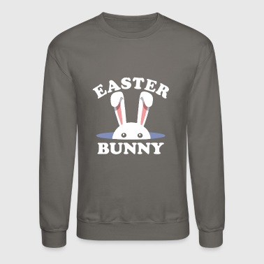 Easter Bunny Easter Day - Crewneck Sweatshirt