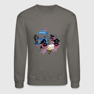 Under Water Criminal - Crewneck Sweatshirt