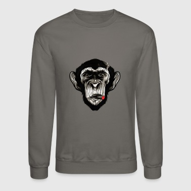 Cigar Chimp - Crewneck Sweatshirt