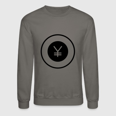 Japan - japanese yen - Crewneck Sweatshirt