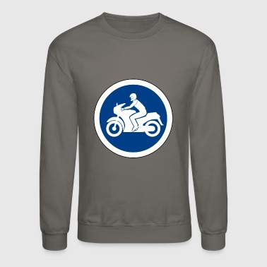 Traffic sign - Crewneck Sweatshirt