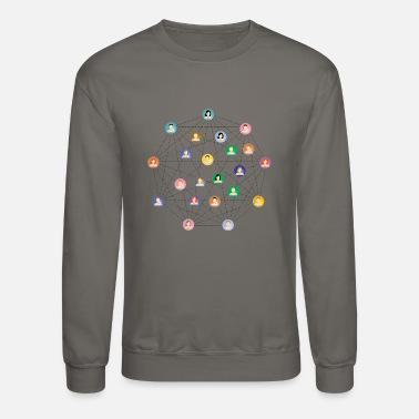 Networking Network - Crewneck Sweatshirt