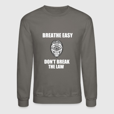 Police Officer - Crewneck Sweatshirt
