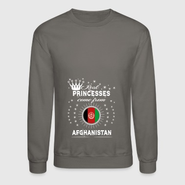queen love princesses AFGHANISTAN - Crewneck Sweatshirt
