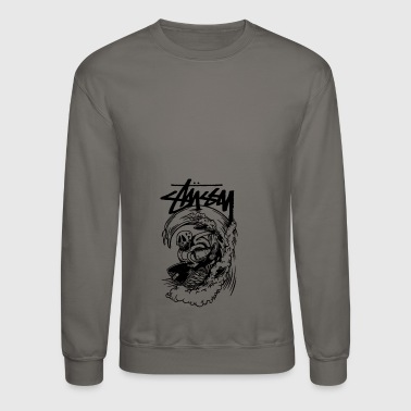 surfing - Crewneck Sweatshirt
