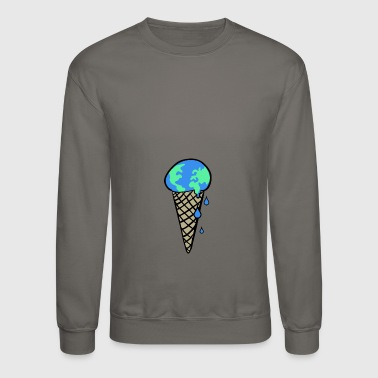 Global Warming & Climate Change - Crewneck Sweatshirt