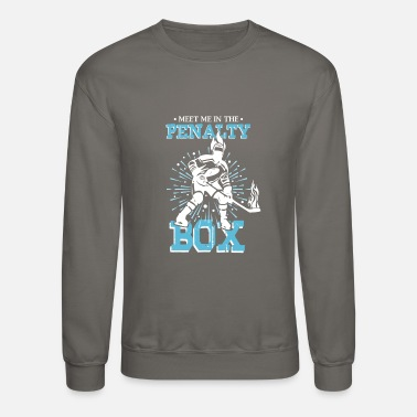 Penalty Hockey Penalty Box - Crewneck Sweatshirt