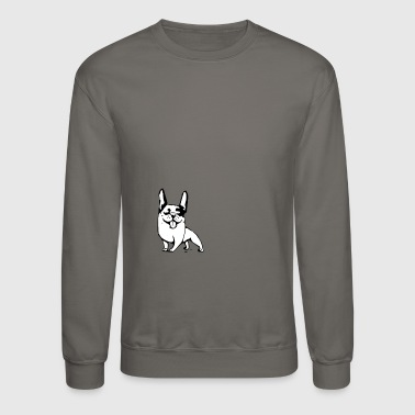 French Bulldog French Bulldog - Crewneck Sweatshirt