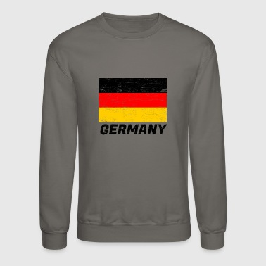Flag Germany - Crewneck Sweatshirt