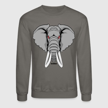 MIGHTY TUSK - Crewneck Sweatshirt