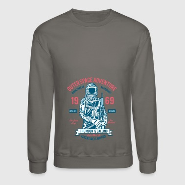 Outerspace Adventure - Crewneck Sweatshirt
