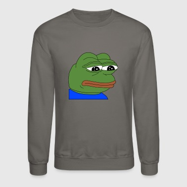 Pepe pepe merch - Crewneck Sweatshirt