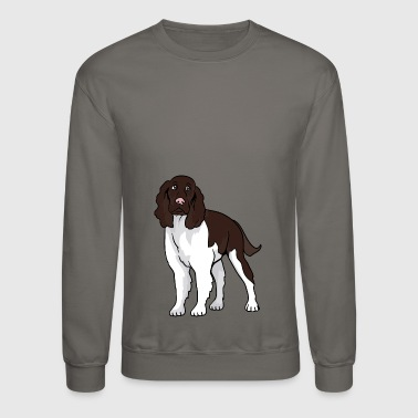 English Springer Spaniel Dog - Crewneck Sweatshirt