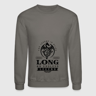 LONG - Crewneck Sweatshirt