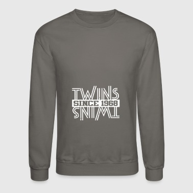 Twins Since 1968 - Crewneck Sweatshirt