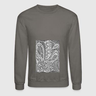 patterns - Crewneck Sweatshirt