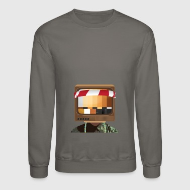 Channel Channel Orange T shirt - Crewneck Sweatshirt