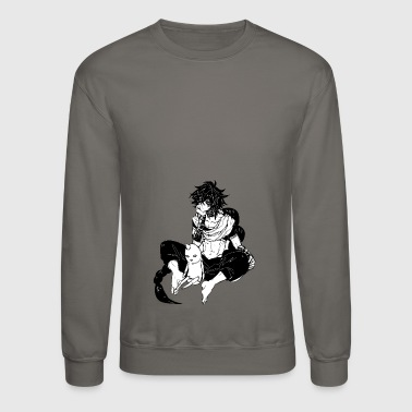 anime - Crewneck Sweatshirt