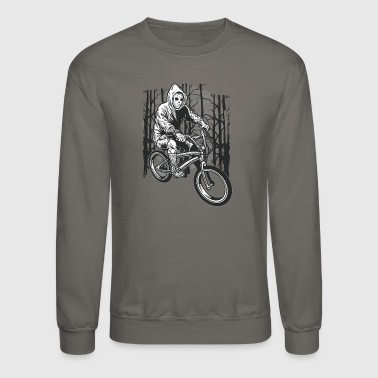 Ride Bike - Crewneck Sweatshirt