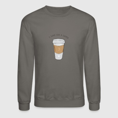 latte - Crewneck Sweatshirt