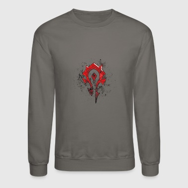 For the horde! - Crewneck Sweatshirt