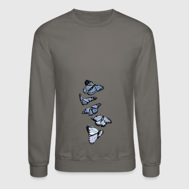Array of Butterflies - Crewneck Sweatshirt