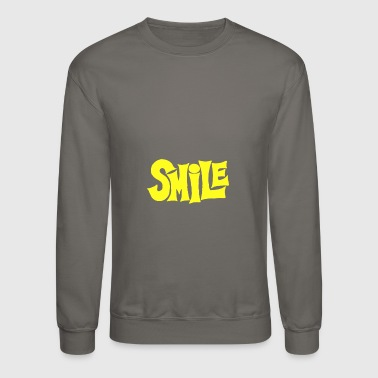 Smile - Crewneck Sweatshirt