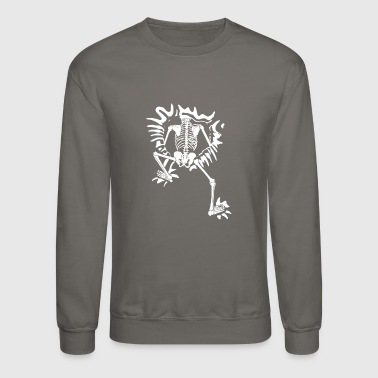 A SKELETON CRAWLING - Crewneck Sweatshirt