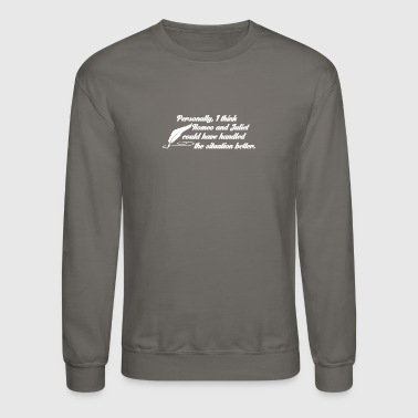 Romeo and Juliet - Crewneck Sweatshirt