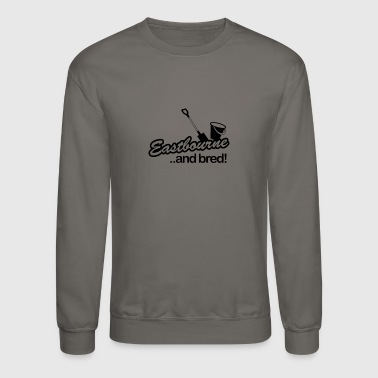 Bred Eastbourne and Bred - Crewneck Sweatshirt
