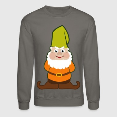Cute Gnome - Crewneck Sweatshirt