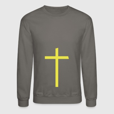Cross - Crewneck Sweatshirt
