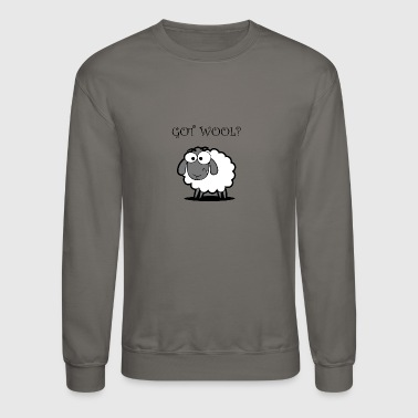 Got Wool - Crewneck Sweatshirt