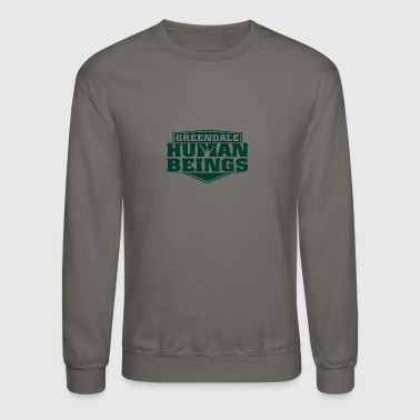 Greendale Human Beings - Crewneck Sweatshirt