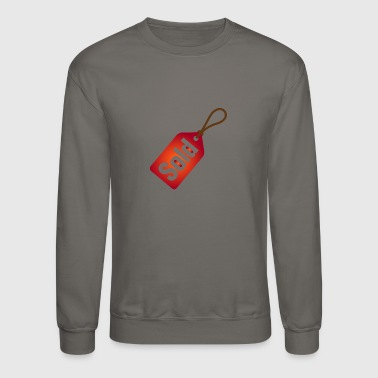 Price Tag At The Final Sale - Crewneck Sweatshirt