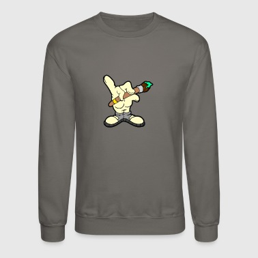 Hand Drawn - Crewneck Sweatshirt