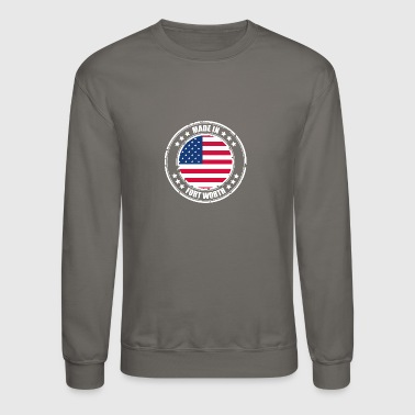 FORT WORTH - Crewneck Sweatshirt