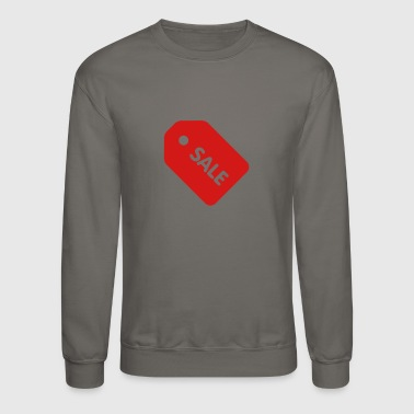 Sale Price Tag - Crewneck Sweatshirt