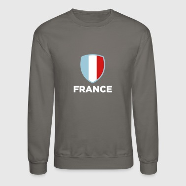 National Flag Of France - Crewneck Sweatshirt