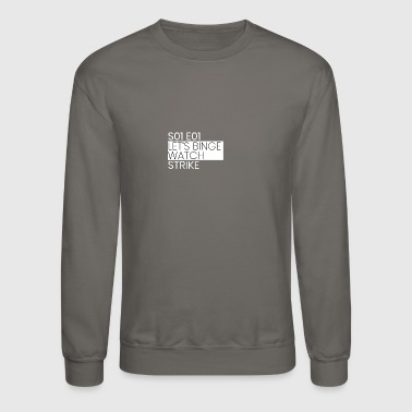 Strike - Crewneck Sweatshirt