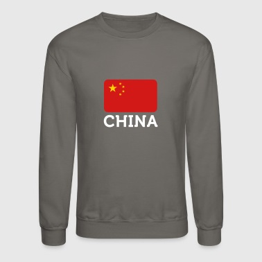 China National Flag Of China - Crewneck Sweatshirt