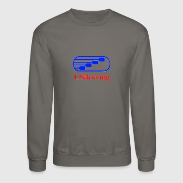 Rowing Team USA Rowing US - Crewneck Sweatshirt
